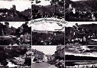 Luftkurort Manderscheid / Eifel, Ansichtskarte , 1962 gelaufen