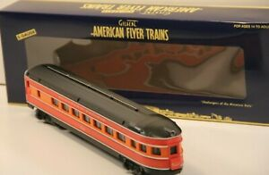 American Flyer. 6-47919. Southern Pacific Daylight, Observation, C-10, NIB