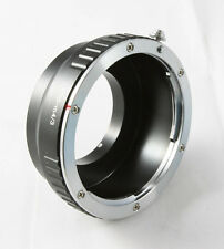 Canon EOS EF Mount Lens To Olympus Panasonic Micro 4/3 43 Adapter G3 GF5 E-P3 M5