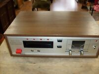 "Vintage Ross 8 Track Stereo ""Recorder"" Player Model 6076 retro"