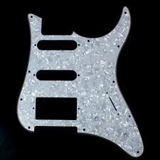 Guitar Pickguard For YAMAHA Pacifica EG 112  ,4Ply White Pearloid