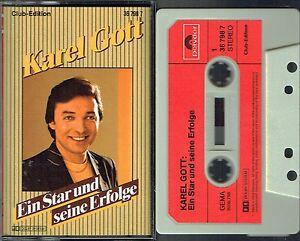 MC - Karel Gott  - Ein Star und seine Erfolge - Eine Liebe Ist Viele Tränen Wert