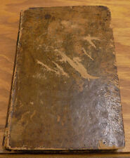 1809 Book/TRAVELS THROUGH NORTHERN PARTS OF THE US by Kendall VOL 1/CONNECTICUT