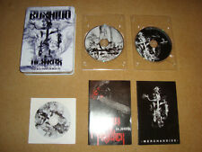 BUSHIDO - Heavy Metal Payback (LTD. DELUXE BOX - ohne T-SHIRT)
