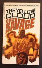 DOC SAVAGE #59 BANTAM 5838 THE YELLOW CLOUD KENNETH ROBESON BAMA CVR VG 1st