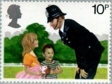 GREAT BRITAIN -1979- 150th Anniversary of Metropolitan Police - MNH Stamp - #875