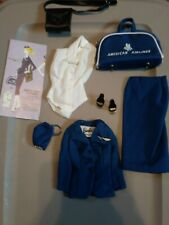 Vintage Barbie Clothes. American airline stewardess 984. Outfit is complete