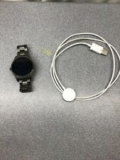 Fossil Q Marshal FTW2108 45mm Smoke Stainless Steel Smartwatch