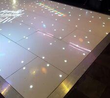 Dance floor hire 16' x 16'
