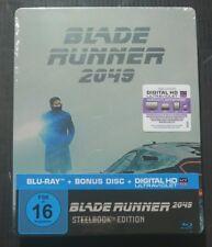 Blade Runner 2049 | Limited Blu-Ray Steelbook | Deutsche Version | NEU OVP NEW