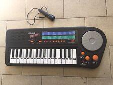 Casio Rapman Con Effetti Sonori Vocali Made In Japan RAP-01 Keyboard Tastiera
