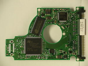 PCB Seagate ST9808210A; PN 9AH233-020; FW 3.02; PCB label100342239 G; Site AMK