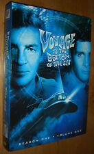 Voyage to the Bottom of the Sea - Season 1 Vol. 1 (DVD, 2009, 3-Disc Set)