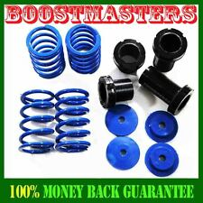 95-99  Eclipse Talon Blue Coilover Lowering Spring Kits Talon Sentra