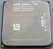 AMD Athlon 64 3200+ 2 GHz PROCESSOR ADA3200DAA4BW
