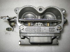 385245 Upper Carburetor 1972 Johnson 125hp V4 Outboard Model 125ESL72R