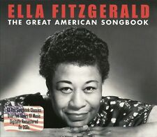ELLA FITZGERALD THE GREAT AMERICAN SONGBOOK - 2 CD BOX SET - MANHATTAN & MORE
