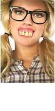 Hill Billy Dirty Buck Crooked Fake Teeth Denture Tooth Redneck Costume Halloween