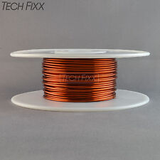 Magnet Wire 13 Gauge AWG Enameled Copper 63 Feet Coil Winding & Crafts 1Lb 200C