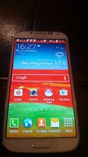Smartphone, SAMSUNG S 4, Farbe weiß, ohne Simlock, Vertrag, Ladekabel, gebraucht