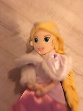 OFFICIAL DISNEY PRINCESS RAPUNZEL SOFT TOY PLUSH DOLL RAGDOLL 12""