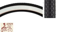 """SUNLITE STREET S-7  26"""" x 1-3/4""""  BLACK/WHITEWALL BICYCLE TIRE"""