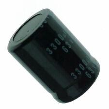 2x 3300uF 63V Electrolytic Radial Capacitor 105C