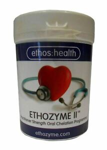 Ethos Ethozyme All Natural Health Supplement Capsules for Good Health