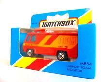 Matchbox Superfast Plastic Vintage Diecast Cars, Trucks & Vans