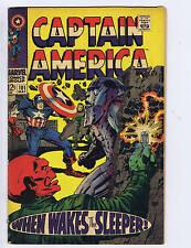 Captain America #101 Marvel 1968