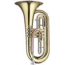 Levante LV-MB5505 Bb Marching Baritone Lacquer Finish + 3 Stainless Steel Piston