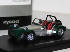 CATERHAM SUPER SEVEN GREEN KYOSHO  03155G 1/43