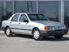 Windabweiser für Ford Sierra 1987-1990 Limousine Stufenheck 4türer vorne