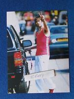 "Original Press Photo - 8""x6"" - The Stone Roses - Ian Brown - 2001 - D"