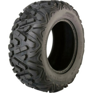 Moose Utility Front Rear Mud Snow 6 Ply 27X11-14 Switchback Offroad Tire ATV UTV