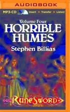 RuneSword: Horrible Humes 4 by Stephen Billias (2015, MP3 CD, Unabridged)