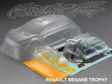 1/10 RC Car Renault Megane RS Clear Body Shell