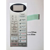 NN-K574MF Microwave Oven Panel Membrane Switch Touch Button Premium Quality Part
