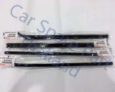Weatherstip Glass Door Belt Rubber for Toyota Land Cruiser BJ40 42 45 FJ40 45 HJ