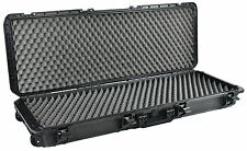 Elephant EL4305W Hard Waterproof Rifle case with Convoluted Foam, TSA Accepted