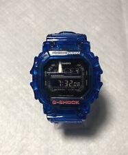 Casio G-Shock GX56 Jelly Blue (Customized) Tough Solar
