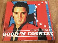 Elvis Presley cd - Good 'n' Country - digipak!
