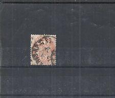 Frankreich , 3 centimes, gestempelt o, Katalogwert € 10,00