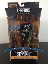 """Marvel Legends BROTHER VOODOO Doctor Strange NEW Hasbro BAF DORMAMMU 6"""" Figure"""