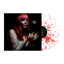 """Wear Your Wounds """"Live at the BBC"""" 12""""LP (Clear and Red Splatter vinyl)"""