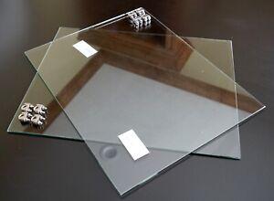 Add 2x Glass Shelf Kit (For IKEA Detolf Cabinet)