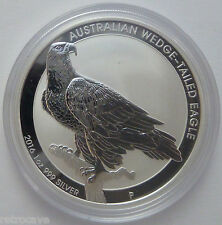 2016 Australian Wedge-Tailed Eagle BU 1oz .999 Silver Bullion Coin