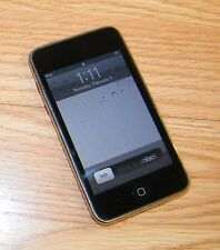 *FOR REPAIR* Apple (A1288) Black 8GB 2nd Generation iPod Touch **READ**