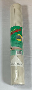 Natural Rubber Bath Mat Comfortable/Functional/ Easy to Clean 16x28 White NEW!
