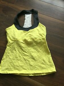Rese Active wear sports top size small